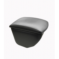 Подлокотник передний Datsun Mi-Do (2015-) (Datsun On-Do / Lada Granta / Lada Kalina 1,2) экокожа