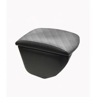 """Подлокотник передний Hyundai Solaris с 2010-2017 (ножка подл-ка """"квадратная"""") экокожа"""