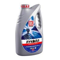Масло транс. Лукойл ТМ-5 минеральное 80W-90, 4L