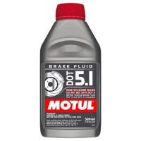 Жидкость тормозная Motul Dot 5.1, 1л