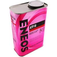 Жидкость трансмиссионная Eneos ATF KR, Dexron-III, минеральное, 1L