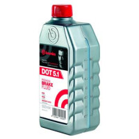 Жидкость тормозная Brembo Brake fluid, DOT-5.1 , 0,5л