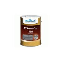 мотороное GT Oil Diesel City, синтетическое, всесезонное, универсальное, 5W-40, 20L