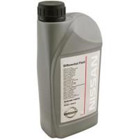 Жидкость трансмиссионная Nissan Differential Fluid JP, 80W-90, синтетическое, 1L