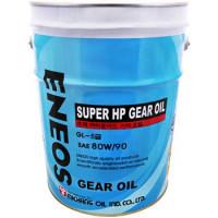 Масло трансмиссионное Eneos Gear Oil Gl-5 JP, 80W-90, минеральное, 20L