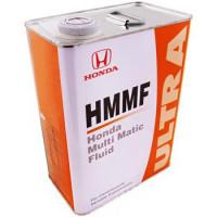 Жидкость трансмиссионная Honda Ultra HMMF Multi Matic At JP, HMMF, минеральное, 4L