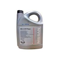 Масло трансмиссионное NISSAN CVT FLUID NS-3, 5L