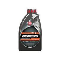 Лукойл Genesis Armortech 5W-40синтетическое, 1L