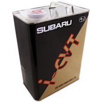 Жидкость трансмиссионная Subaru iCVT Fluid Mineral JP, ICVT, минеральное, 4L