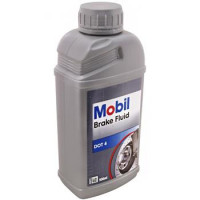 Жидкость тормозная Mobil Brake Fluide DOT 4 0,5L