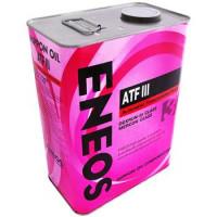 Жидкость трансмиссионная Eneos ATF JP, Dexron-III, минеральное, 4L
