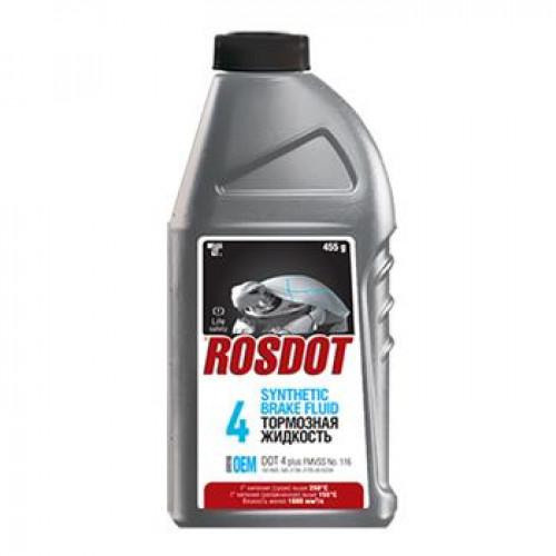 Тормозная жидкость ROSDOT 4 455г, 430101h02
