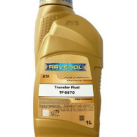 Масло трансмиссионное RAVENOL TRANSFER FLUID TF-0870, 1L, 4014835795419