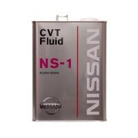 Жидкость трансмиссионная Nissan CVT Fluid Ns-1 Mineral JP, минеральное, 4L