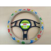 Оплетка на рулевое колесо PSV Butterfly (Бежевый) М/