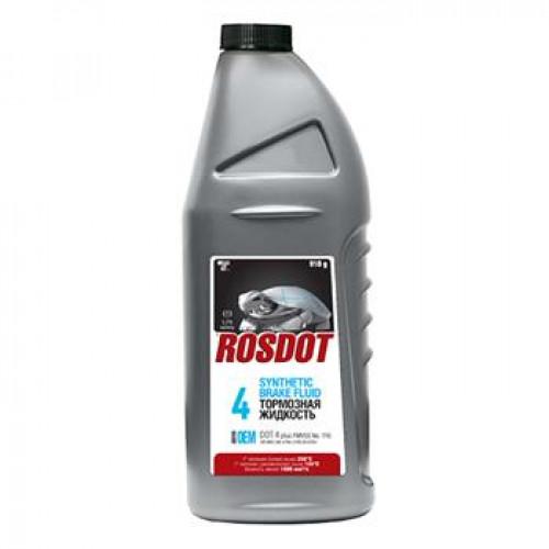 Тормозная жидкость ROSDOT 4 910г, 430101h03