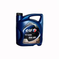 ELF EVOLUTION 900 SXR 5W-40синтетическое, 5 л