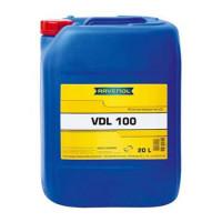 Масло компрессорное Ravenol Kompressorenoel vdl 100, минеральное, 20L