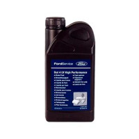 Жидкость тормозная FORD DOT 4 LV High Performanc 1л
