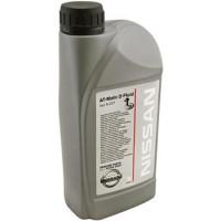 Жидкость трансмиссионная Nissan N-CVT At-Matic D Fluid JP, CVT, минеральное, 1L