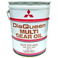 Жидкость трансмиссионная Mitsubishi Diaqueen Multi Gear Oil W Gl-4 JP, 75W-85, минеральное, 20L