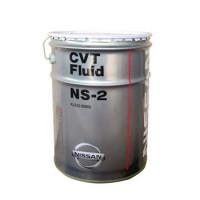 Жидкость трансмиссионная Nissan CVT Fluid Ns-2 Mineral JP, минеральное, 20L