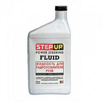 Жидкость гура Hi-Gear Step Up Power Steering Fluid, 0,946л