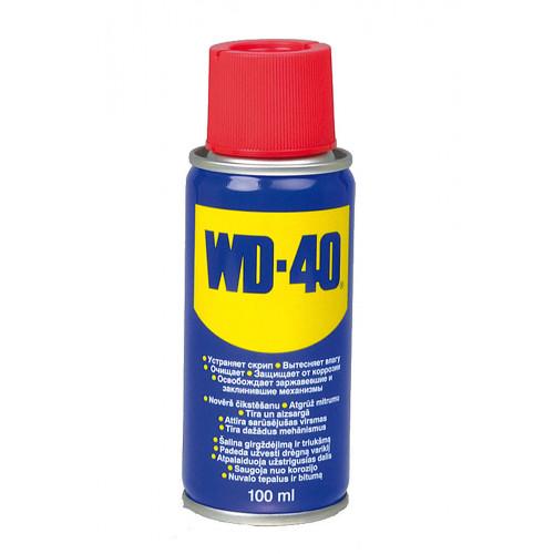 Смазка универсальная WD-40, 100 мл / WD100